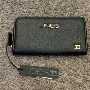 Joe's Jeans zip around wallet